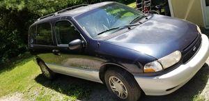 2000 Nissan quest mini van for Sale in Smyrna, TN