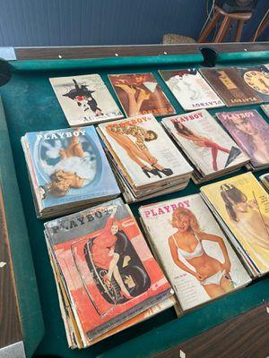 98 Vintage Playboy Magazines for Sale in Garner, NC