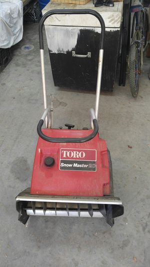 Toro snow blower for Sale in Olmsted, IL