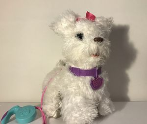 FurReal Friends Get Up And GoGo - My Walkin' Pup for Sale in Fairfax, VA