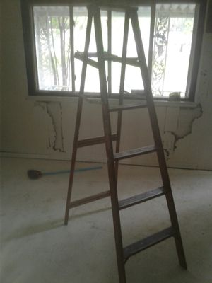 Self stand ladder for Sale in Columbus, OH