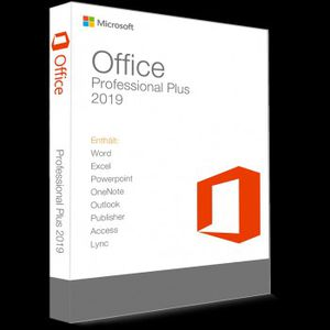 Microsoft Office 2019 Pro Plus Disk Or USB With Serial for Sale in Glendale, AZ