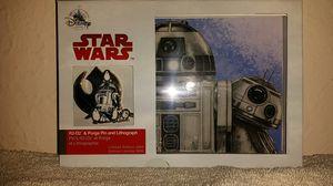 Star Wars Disney Store R2-D2 Pin LE 2000 for Sale in Scottsdale, AZ