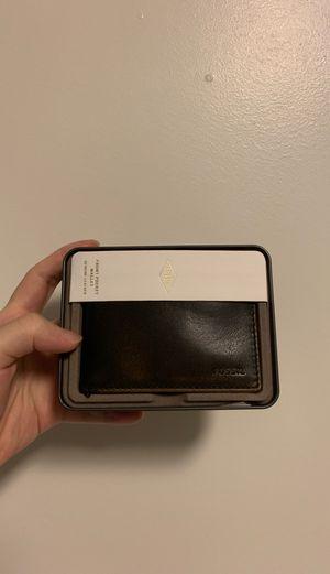 Fossil wallet for Sale in Alexandria, VA