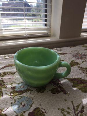 Jadeite restaurant ware cup for Sale in Tallahassee, FL