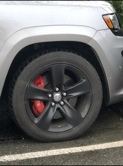 Srt Wheels Rims for Sale in Everett,  WA