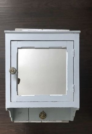 Antique Bathroom Wall Cabinet for Sale in Fort Lauderdale, FL