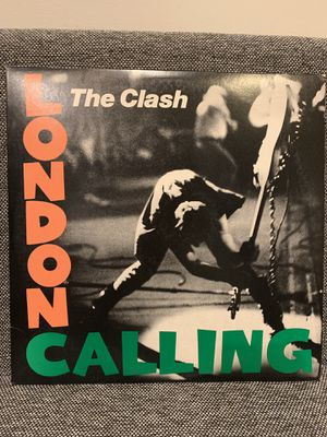 The Clash London Calling 2 Record LP 1979 for Sale in Ashburn, VA