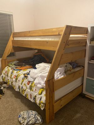 Solid wood bunk bed for Sale in Phoenix, AZ