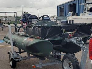 Zego Fishing Boat for Sale in San Antonio, TX