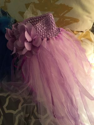 New tutu skirt dresses for weddings Birthday costume or parties for Sale in St. Louis, MO