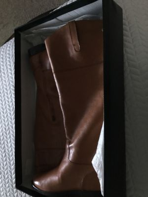 $55 for 8.5 Ralph Lauren boots for Sale in Houston, TX