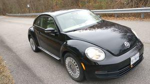 2014 Volkswagen Beetle 1.8t manual for Sale in Alexandria, VA