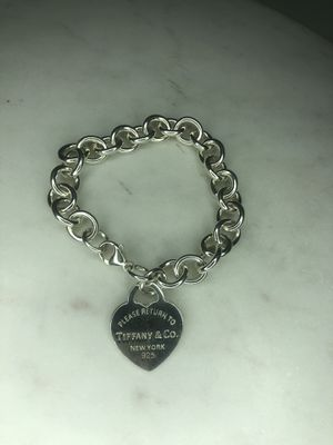Tiffany & Co. bracelet for Sale in Fountain Valley, CA