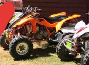 2004 kawasaki kfx 400 for Sale in Duvall, WA