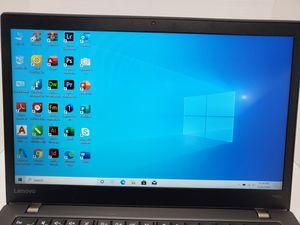 lenovo t460s ultrabook core-i5 14 inch 20gb ram 256gb ssd win10 office pro19 adobe apps autocad21 webcam backlite keyboard for Sale in Falls Church, VA