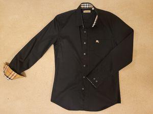 burberry men dress shirt for Sale in Diamond Bar, CA