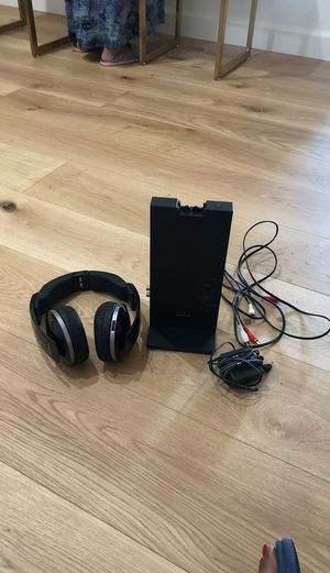 Sony Digital Surround Headphone System for Sale in Sunnyvale, CA