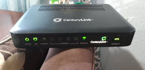 CenturyLink modem for Sale in Tacoma, WA