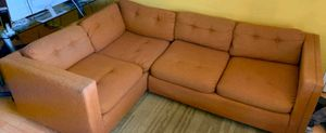 vintage two-piece Sectional Sofa for Sale in Los Angeles, CA