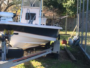 22ft fishing boat decked out for Sale in San Marcos, TX