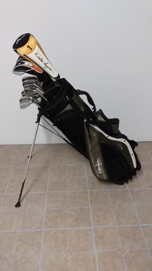 Walter Hagen & Square Two Golf Set for Sale in North Chesterfield, VA