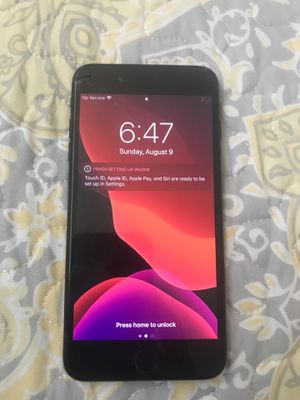 iPhone 7plus for Sale in Fontana, CA