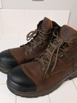 Timberlands Pro Composite Toe Work Boots Size 11.5 for Sale in Riverside,  CA