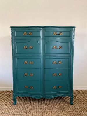 Dresser credenza buffet sideboard entryway console tv stand chest of drawers cabinet tall boy for Sale in Fort Lauderdale, FL