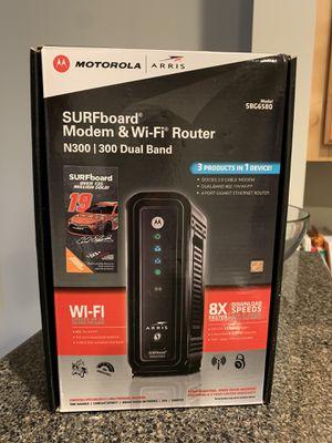 Motorola Surfboard Modem/Router for Sale in NASHVILLE, TN