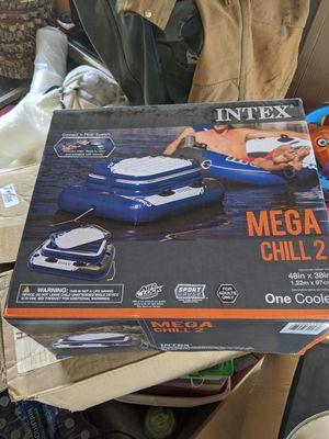 Intex mega chill 2 floating cooler holder for Sale in Kawkawlin, MI