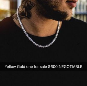 Yellow Gold Chain (BEST OFFER) for Sale in Columbus, OH