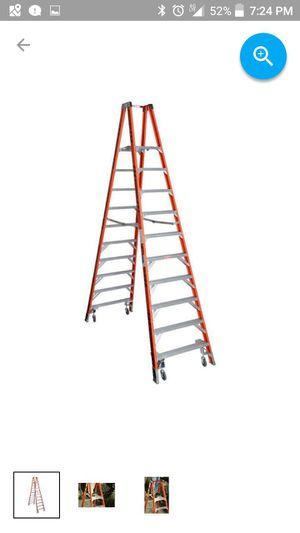 werner ladders/ pt7410-4c for Sale in Tampa, FL
