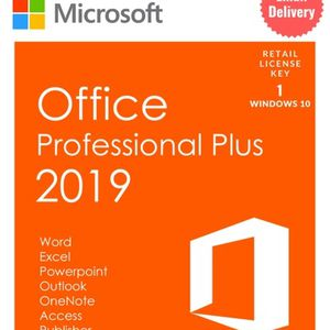 Microsoft Office 2016-2019 Key for Sale in Los Angeles, CA