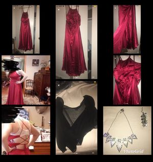 Red prom dress for Sale in Dover, DE