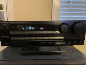 KENWOOD Audio-Video Stereo Receiver KR-V5570 for Sale in Kissimmee, FL