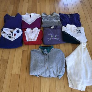 "12 piece "" lot"" of woman's large clothing for Sale in Half Moon Bay, CA"