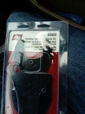 Lisle universal fan clutch wrench set for Sale in Midvale, UT