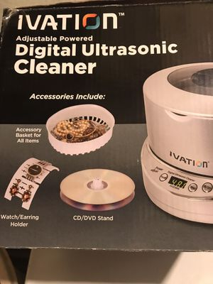 Digital ultrasonic -cleaner for Sale in Philadelphia, PA