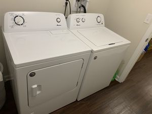 Washer and Dryer for Sale! for Sale in Elizabeth, NJ