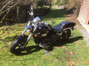 2005 Suzuki M50 Boulevard Motorcycle for Sale in Ashford, WA