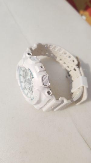 G Shock White Watch for Sale in Wichita, KS