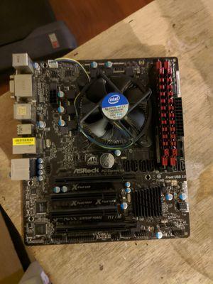 I5 3570k , 8gb ram, CPU motherboard ram combo for Sale in Sacramento, CA