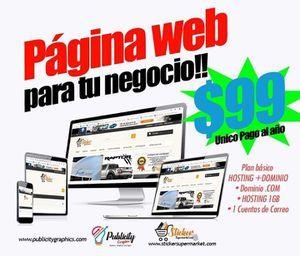Página web para tu negocio!! for Sale in Rancho Cordova, CA