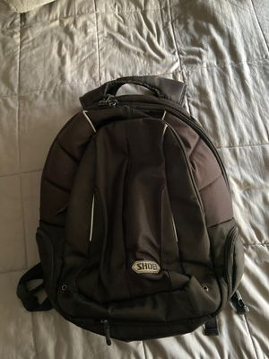 Motorcycle commuting shoei backpack for Sale in Hawthorne, CA