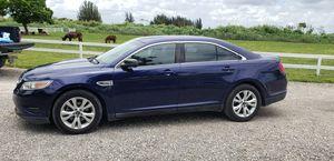 2011 Ford Taurus sedan for Sale in Miami, FL