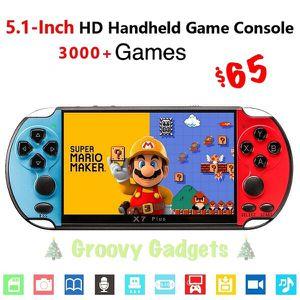 Portable & Fun Game 🎄 More than 3,000 Games 🎄 Street Fighter • Metal Slug • Super Sidekick • Mario & More 🎄 New In Box for Sale in Carson, CA