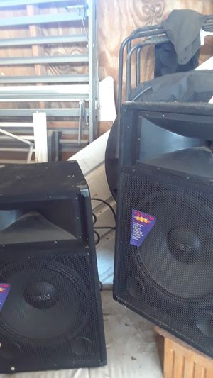 patron pro audio for Sale in Adelanto, CA
