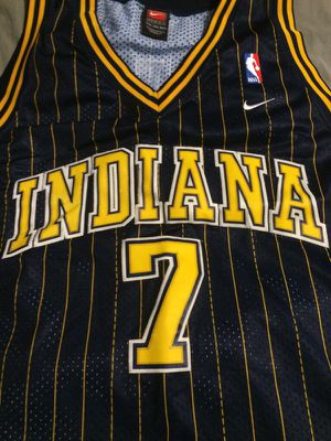 Used, Indiana Pacers Nike jersey jermaine O'neal for Sale for sale  Freehold, NJ