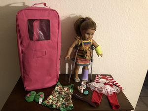 AMERICAN GIRL DOLL SET for Sale in Tucson, AZ